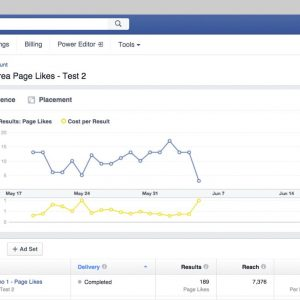 Advanced Facebook Ads Management