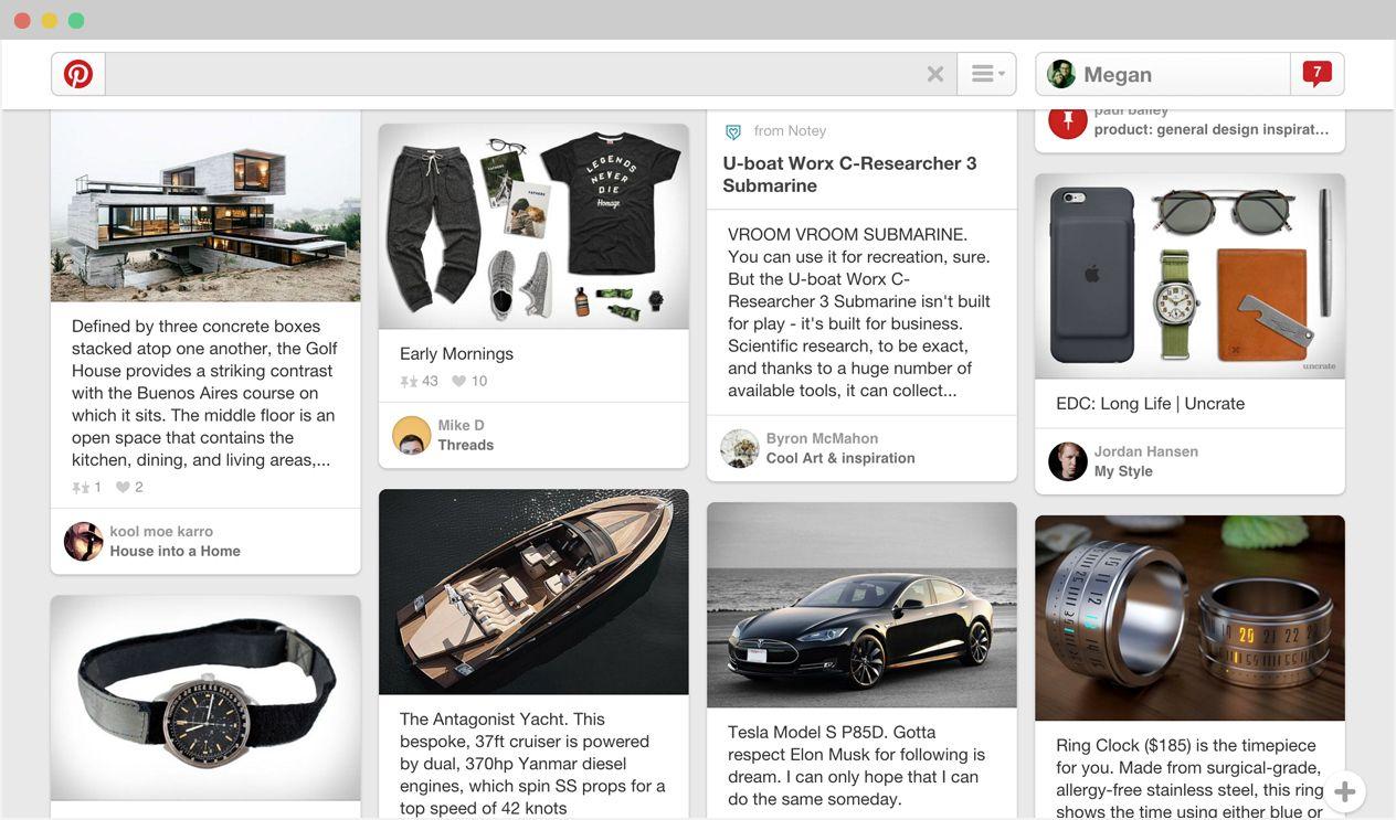 Pinterest Growth Engine